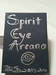 Spirit Eye Arcana, by Beth Seilonen
