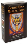 Golden Dawn Magical Tarot, by Sandra Tabitha Cicero and Chic Cicero