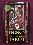 Legend: The Arthurian Tarot Boxed Set, by Anne-Marie Ferguson