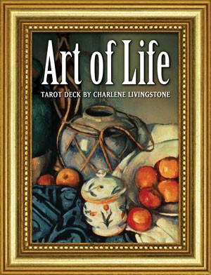Art of Life Tarot, by Charlene Livingstone