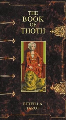 The Book of Thoth Etteilla Tarot, by Giordano Berti