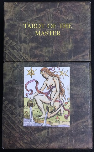 Tarot of the Master Special Edition - #19 of a limited edition of 250, by Giovanni Vacchetta