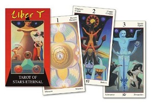 Liber T: Tarot of Stars Eternal, by Robert Negrini and Andrea Serio