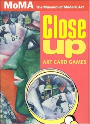 Close Up Art Card Game, by MoMA