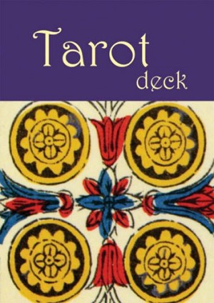 Tarot Deck (a Marseilles-style deck), by Jane Lyle