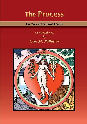 The Process: The Way of the Tarot Reader, an Audibook on CD by Dan M. Pelletier