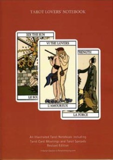 Tarot Lovers Notebook- Karyn Easton